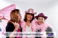 Susan G. Komen 2015 Team Captains Event